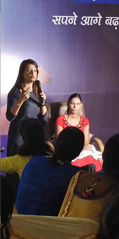 Party Makeup Seminar By Pooja Goel
