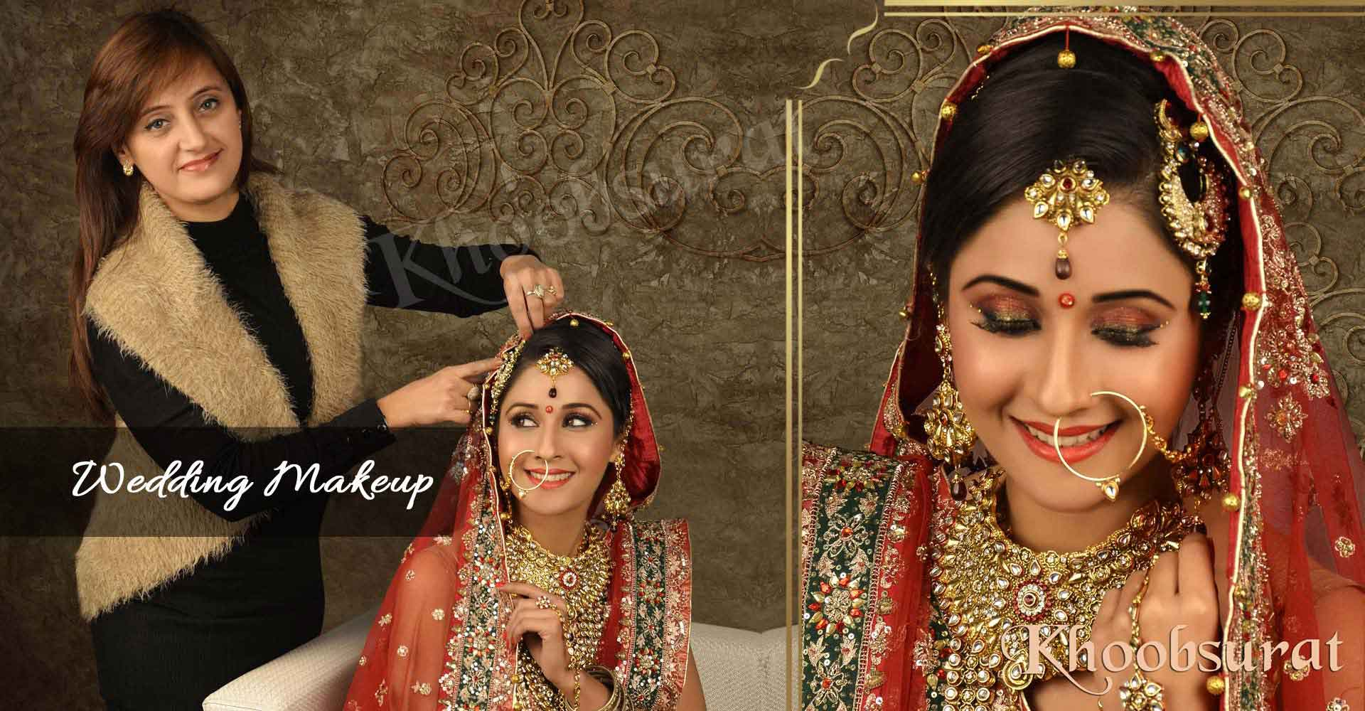 Wedding Makeup Artist in Guna