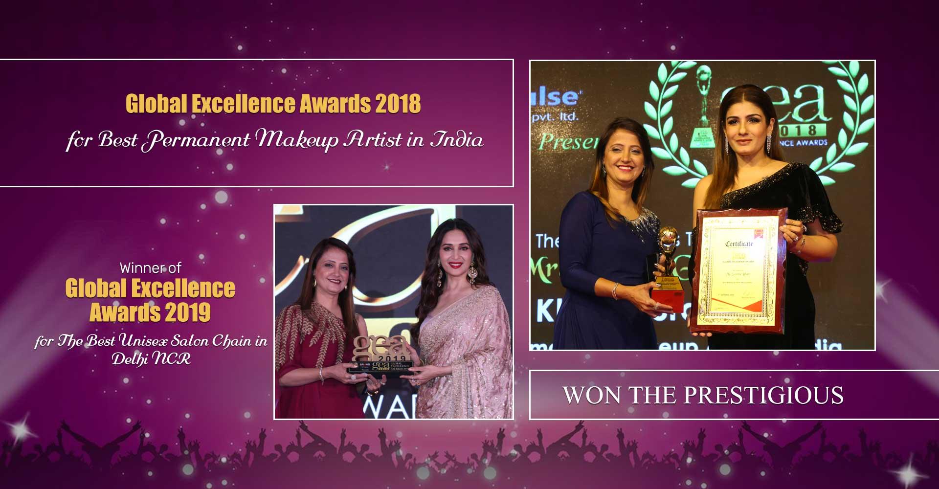 GEA Awards 2018 & 2019
