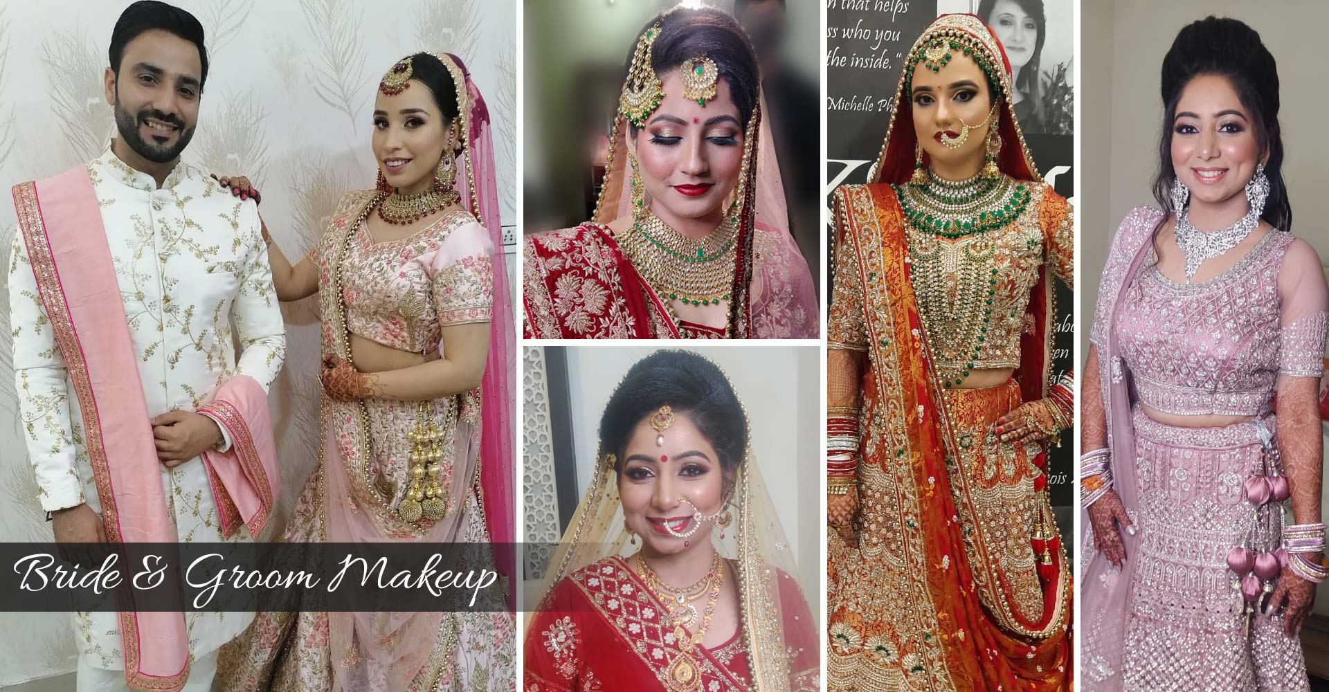 Bridal Makeup Artist in Guna