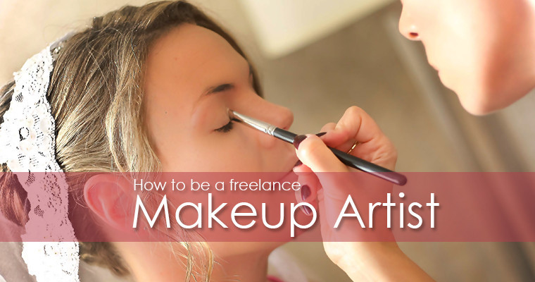 Tips For A Freelance Makeup Artist