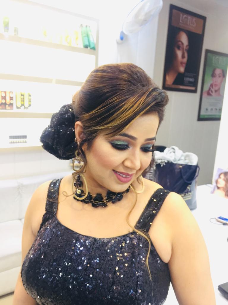 Best Party Makeup Artist In Delhi Party Makeup In Delhi