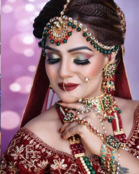 Bridal Makeup in Preet Vihar