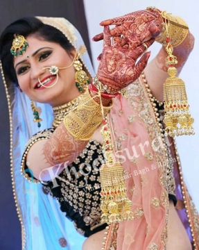 Bridal Makeup in Delhi