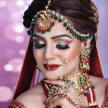 Bridal Makeup Artist in Ghaziabad