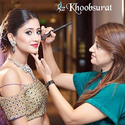 Celebrity Makeup Artist in Delhi