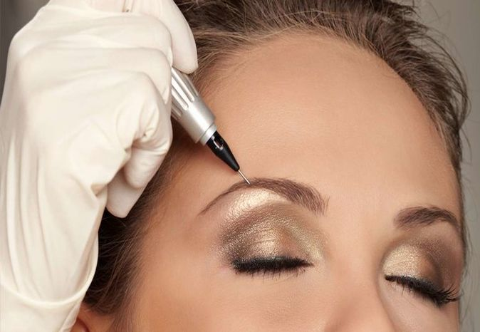 Permanent Eyebrow Enhancement in Raigarh