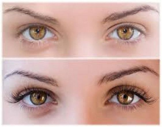Permanent Eyelashes Extension in Saket