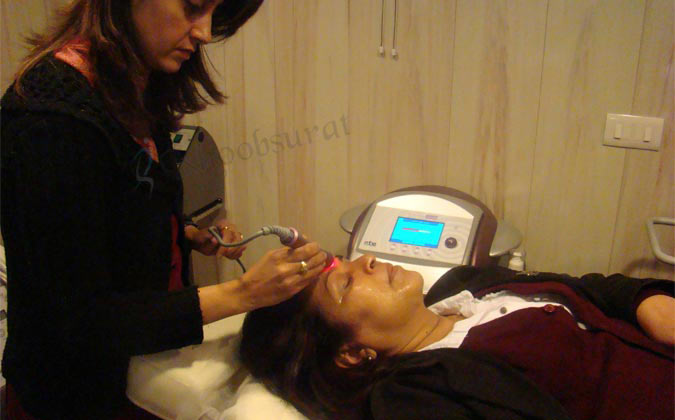 Photo Facial Through IPL In Solapur