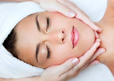 Crystal clear facial in Delhi