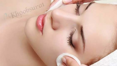 Dehydrating Facial in Model Town