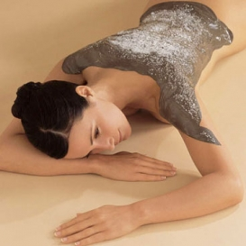 Detoxifying mineral mud in Delhi