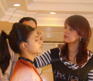 Freelance Makeup Artist in Saraswati Vihar