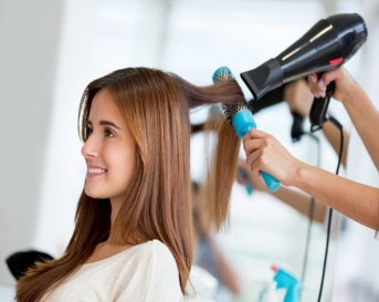 Hair Styling for Women in Khammam
