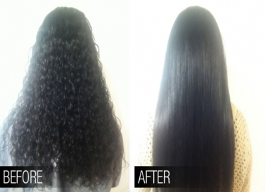 Keratin Treatment for Dry and Dull Hairs in Washim