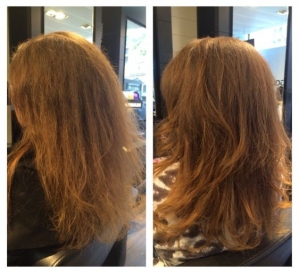 Keratin Treatment for Hair Polishing in Mon
