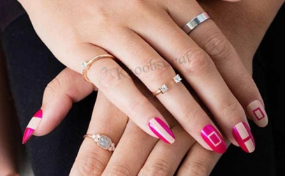 Nail Art And Extension in Rohini