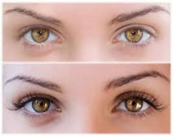 Permanent eyelashes extension in Delhi