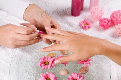Spa Manicure in Upper Siang