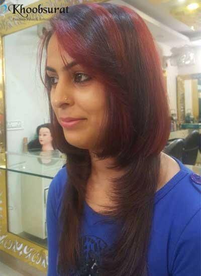 Hair Coloring in Baran