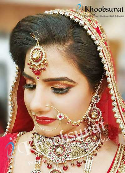 Bridal Makup in Parbhani