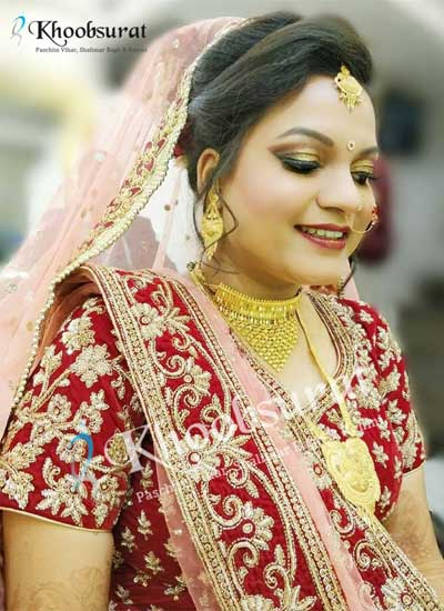 Bridal Makup in Pathanamthitta
