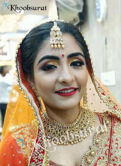 Bridal Makup in Shahdol