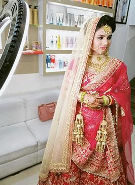 Bridal Makeup in West Kameng