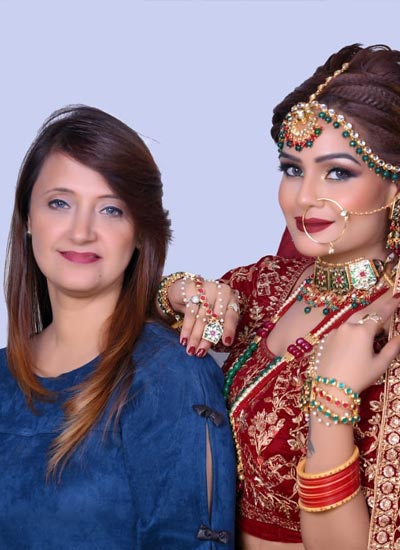 Bridal Makeup in Chanakyapuri