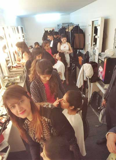 Commercial Makeup in Tirap