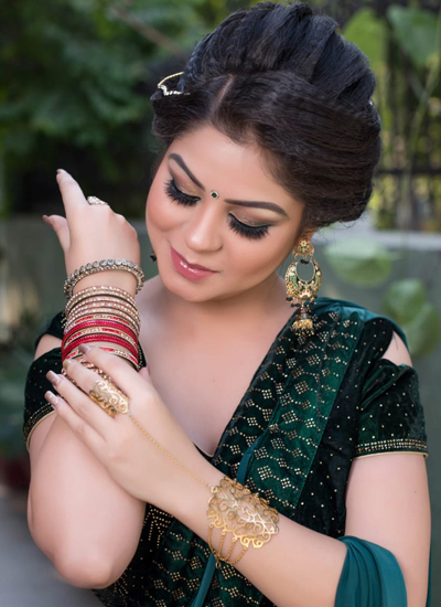 Freelance Makeup in Eluru