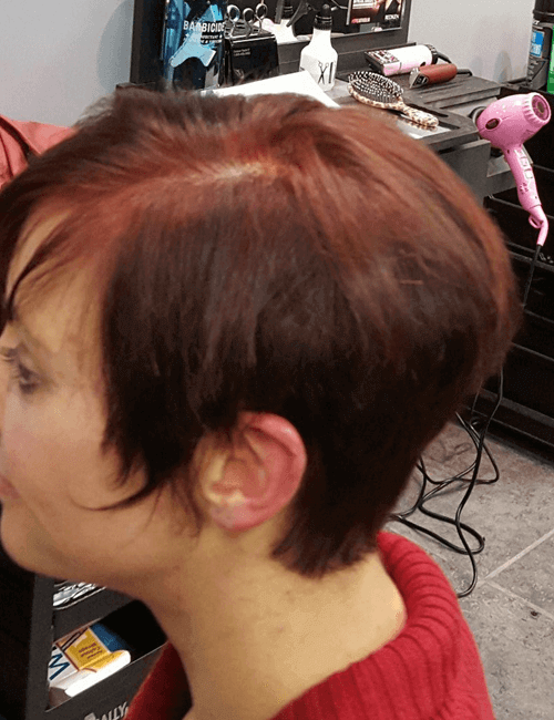 Keratin Treatment for Hair Polishing in Baran