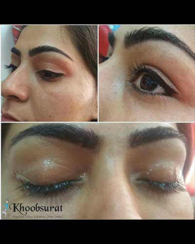 Permanent Eyebrow Enhancement in Rohini