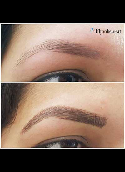 Permanent Eyebrow Enhancement in Delhi NCR, Top 10 Best Permanent