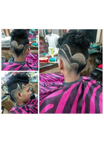 Style Hair Cuts for Men in Baran