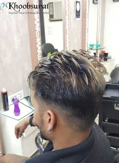 Style Hair Cuts for Men in Mandsaur