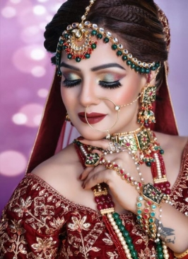 Bridal Makeup in Nalbari