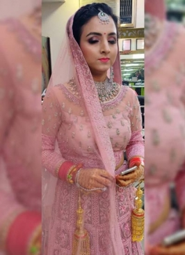 Bridal Makeup in Sirsa