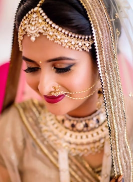 Bridal Makeup in Rajnandgaon