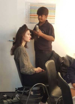 Commercial Makeup in Naila Janjgir