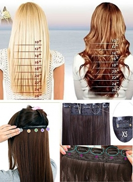Hair Extension in Kaushambi