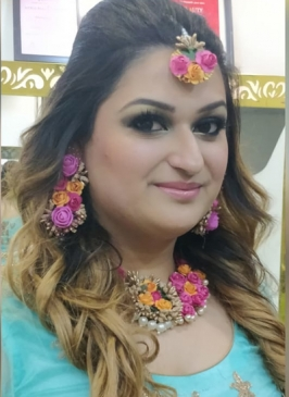 Mehendi makeup in Kurnool