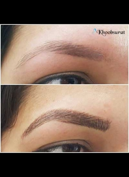 Permanent Eyebrow Enhancement in Yadgir