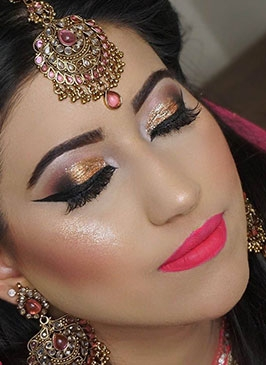 Shimmer Makeup in Dwarka