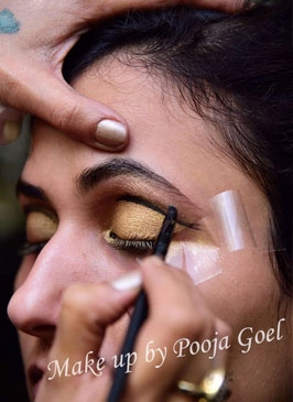 Shimmer Makeup in Thrissur