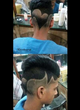 Style Hair Cuts for Men in Rohini