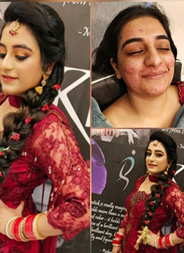 Wedding Makeup in Srikakulam