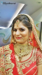 Khoobsurat Bridal Makeup