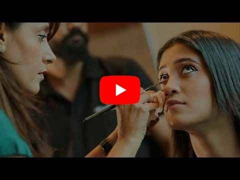 Shivangi Joshi Celebrity Makeup Tutorial