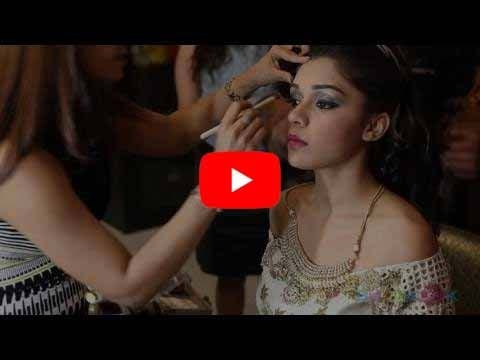 Eisha Singh | Easy Makeup And Hairstyle Tutorial